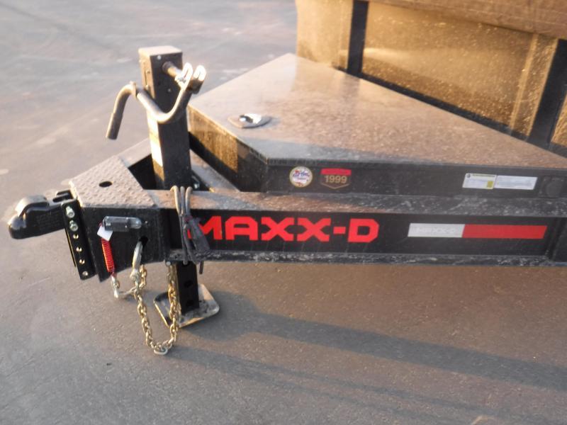 2021 MAXXD DJX8312 Dump Trailer