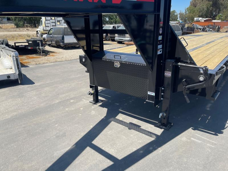 2021 MAXXD TDX10232 Flatbed Trailer