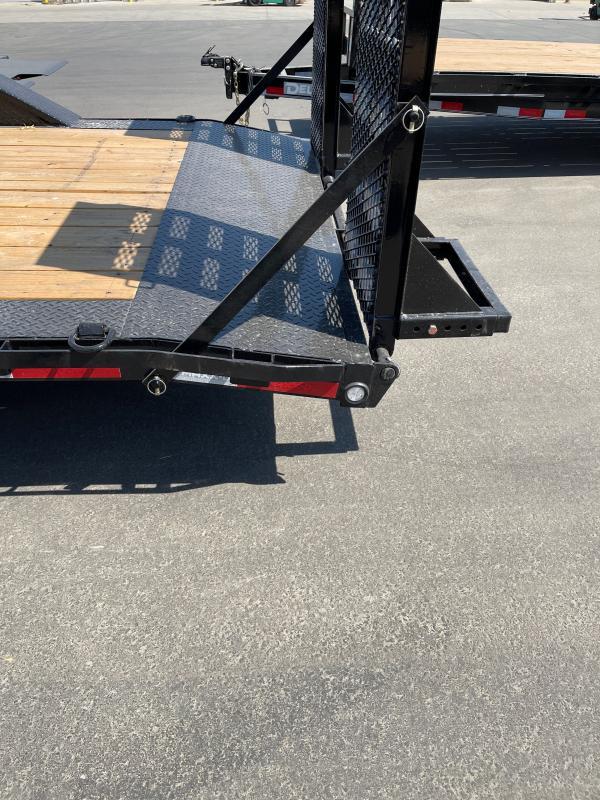 2022 MAXXD H6X10220 Equipment Trailer