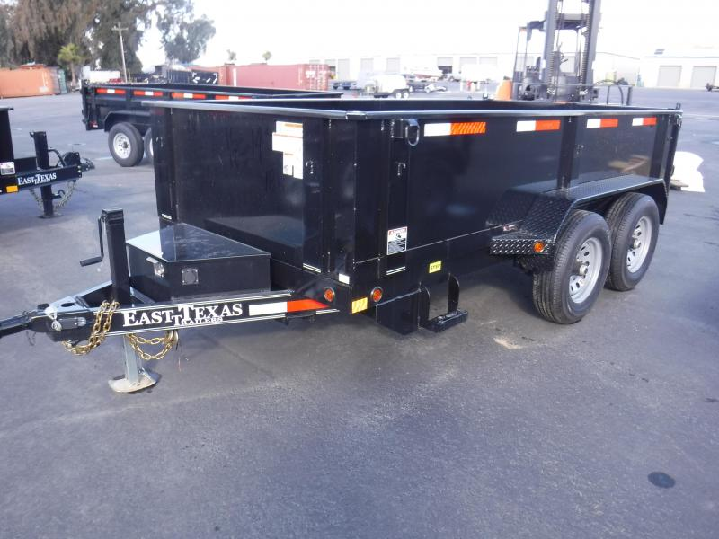 2021 Other DL7212062 Dump Trailer
