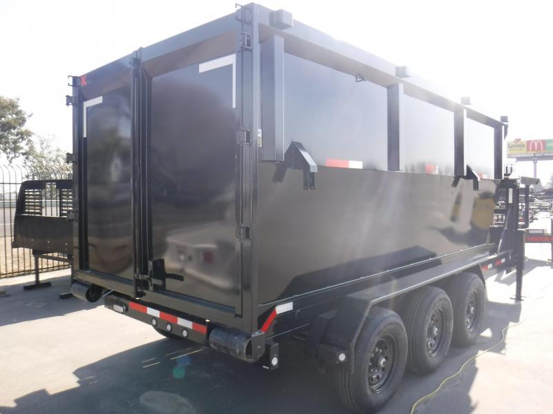 2021 MAXXD RPX8316G Dump Trailer