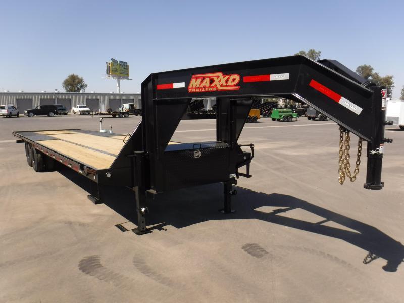 2020 MAXXD YDX10234 Flatbed Trailer