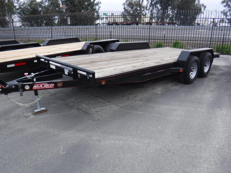 2018 Maxxd Trailers 18X83 CAR HAULER Car / Racing Trailer
