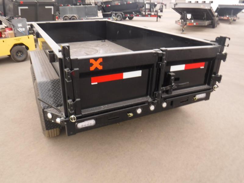 2021 MAXXD D5X6010 Dump Trailer