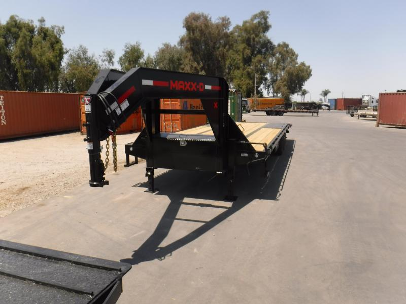 2021 MAXXD TDX10232 Equipment Trailer