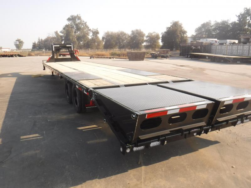 2021 MAXXD LDX10236 Flatbed Trailer