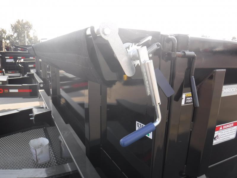 2021 MAXXD D9X9616 Dump Trailer