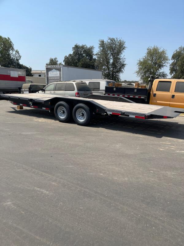 2021 Other GG8324072 Flatbed Trailer