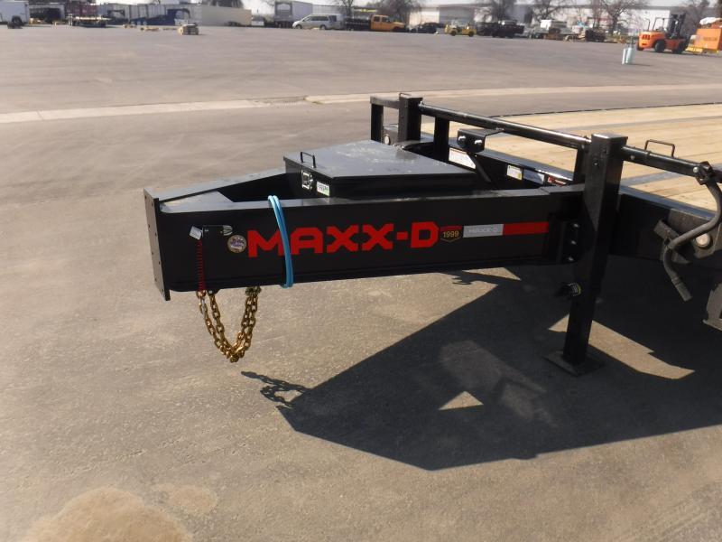 2021 MAXXD LDX10230 Equipment Trailer