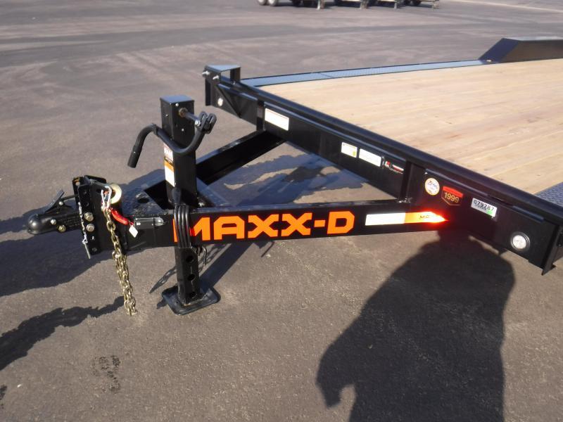 2021 MAXXD H6X10224 Flatbed Trailer