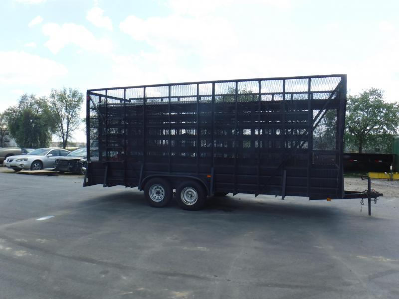 1997 Other CAGE TRAILER Enclosed Cargo Trailer