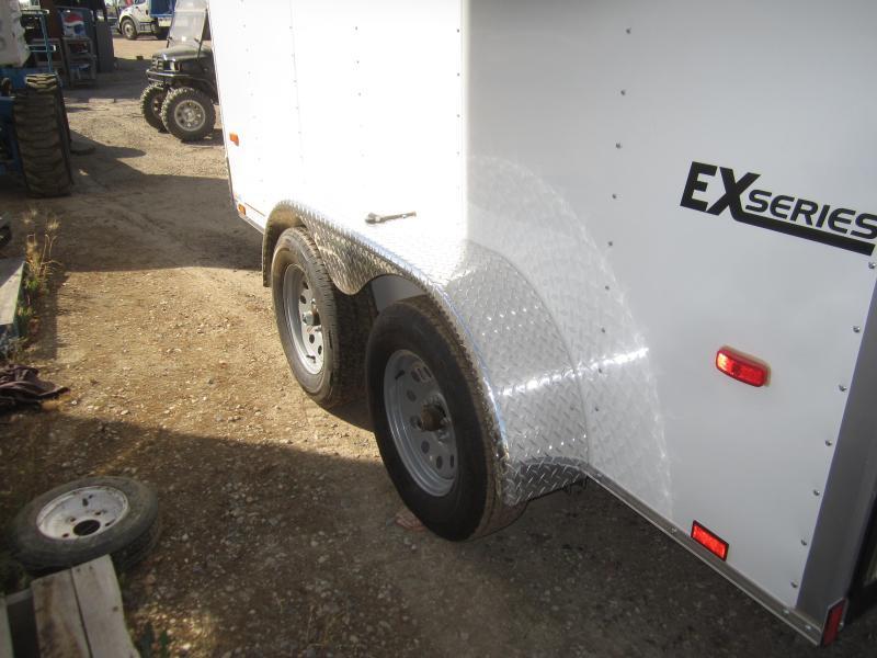 2018 Cargo Express 7X12 Enclosed Cargo Trailer