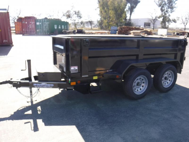 2021 Other DT6010032 Dump Trailer