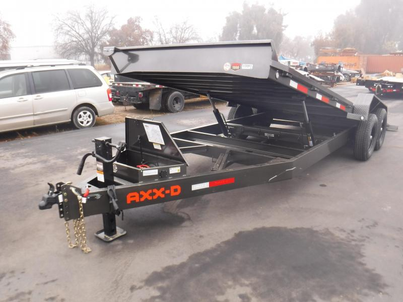 2021 MAXXD T8X8322 Car / Racing Trailer