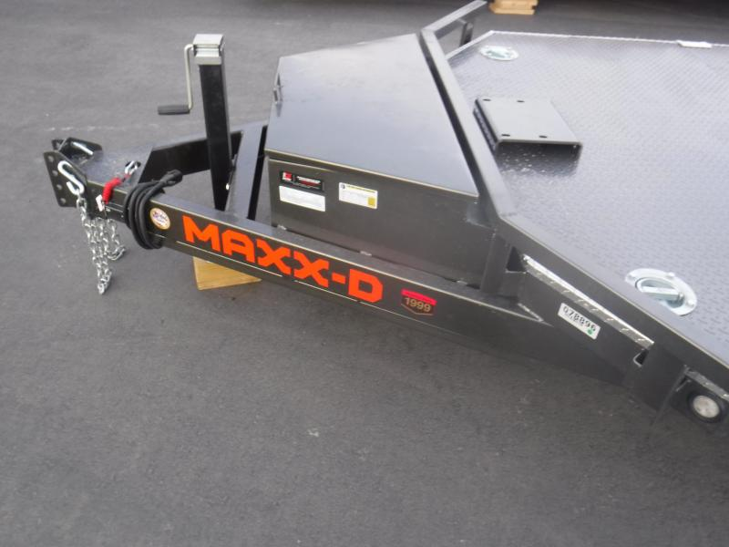 2021 MAXXD N5X8320 Car / Racing Trailer