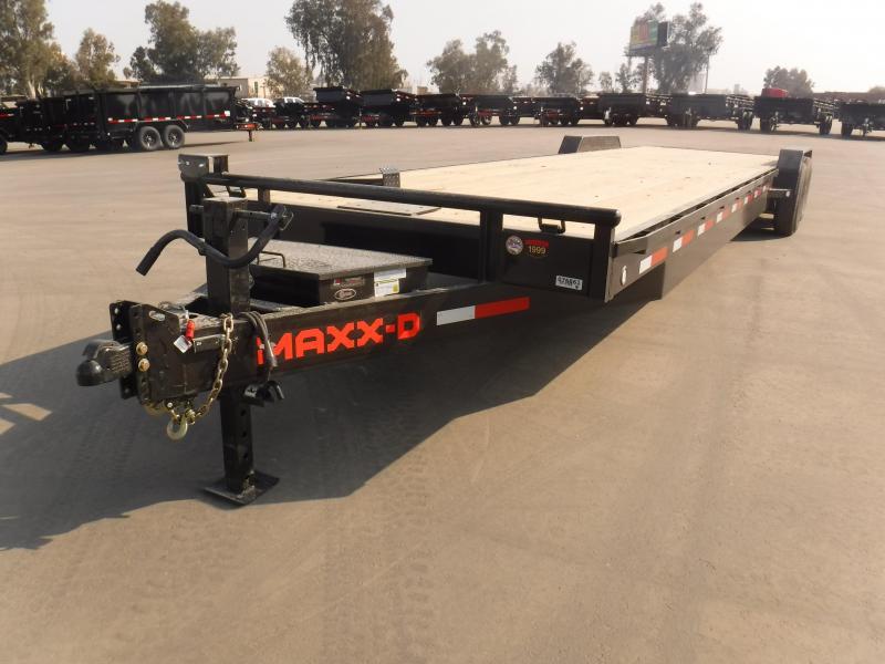 2021 MAXXD C8X8332 Flatbed Trailer