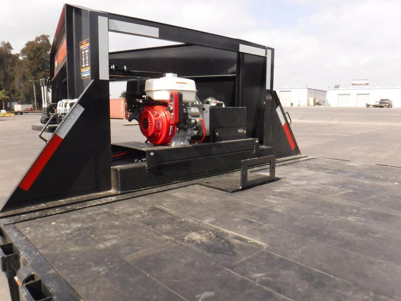 2021 MAXXD TTX10232 Equipment Trailer