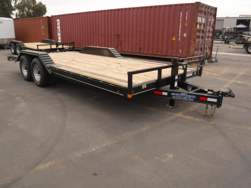 2021 Other 102X24BP Equipment Trailer