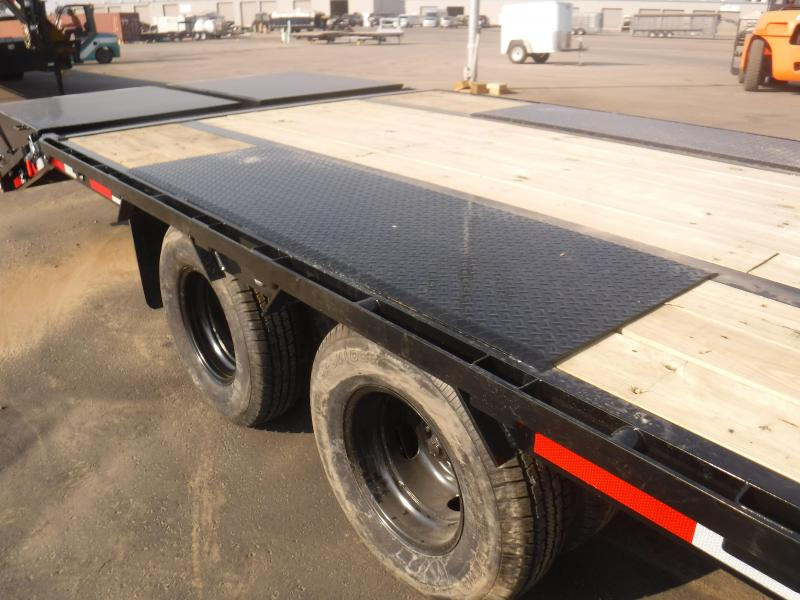2021 MAXXD LDX10230 Flatbed Trailer