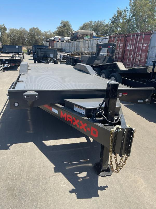 2022 MAXXD T6X10224 Equipment Trailer