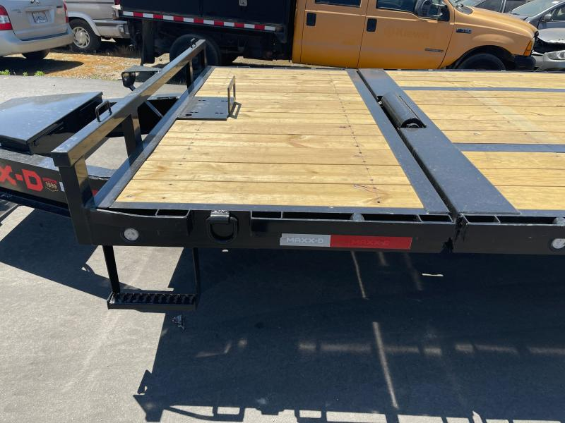 2021 MAXXD TOX10226 Flatbed Trailer