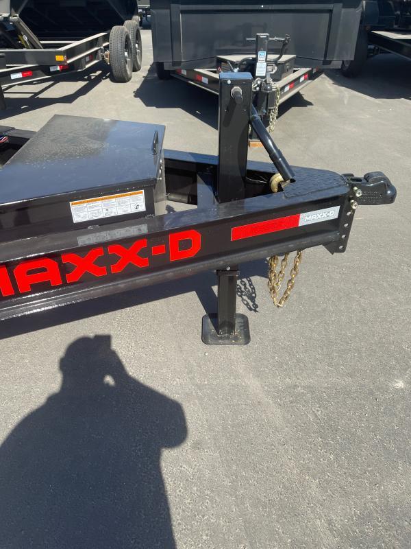 2021 MAXXD D0X10224 Equipment Trailer