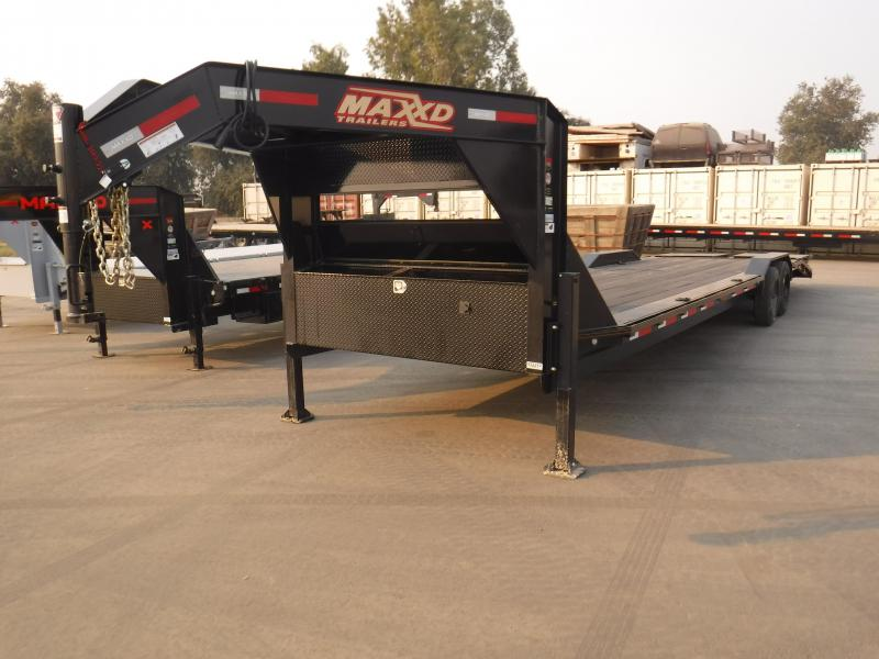 2020 MAXXD 14K HD BUGGY HAULER Car / Racing Trailer