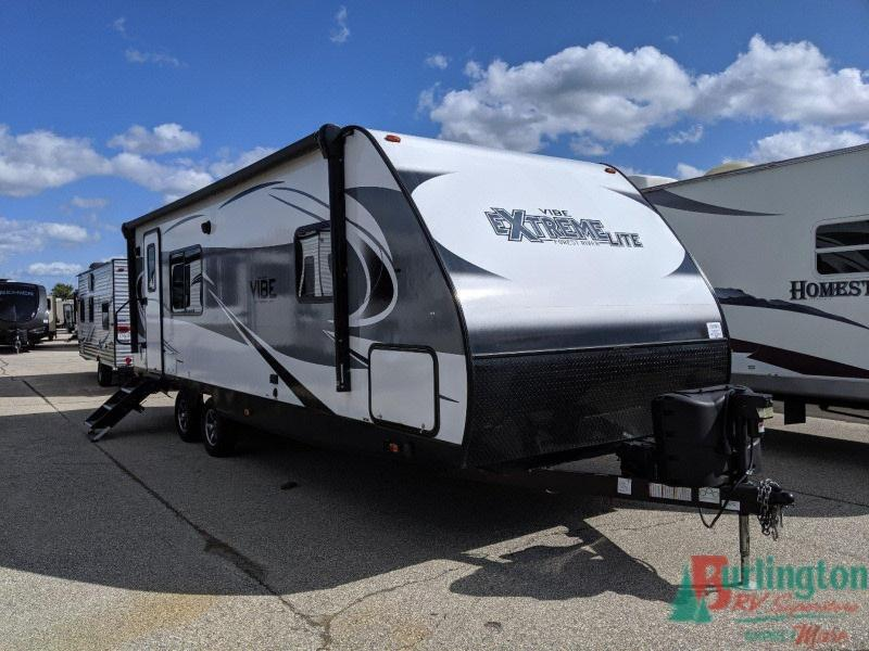 2018 Forest River Inc. VIBE 258RKS