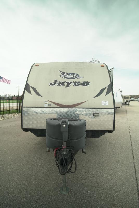 2015 Jayco WHITE HAWK 33RSK