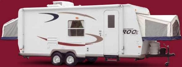 2006 Forest River ROO 233