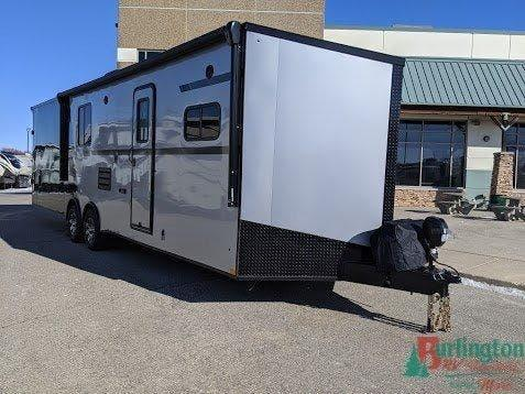 2021 Stealth Trailers NOMAD 30QB