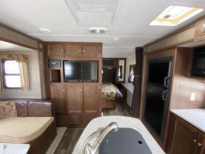 2015 Keystone RV BULLET ULTRA LITE 220RBI
