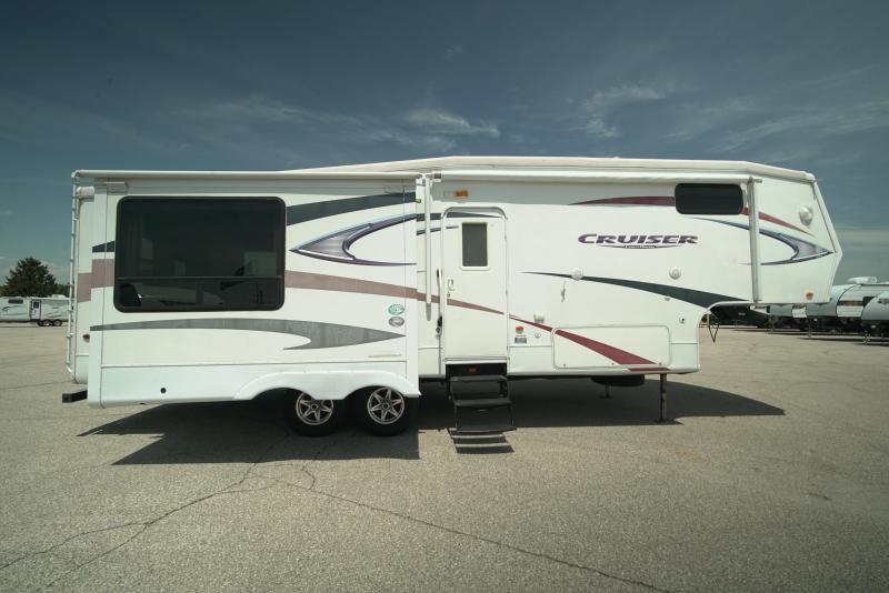 2011 CrossRoads RV CRUISER 30ES