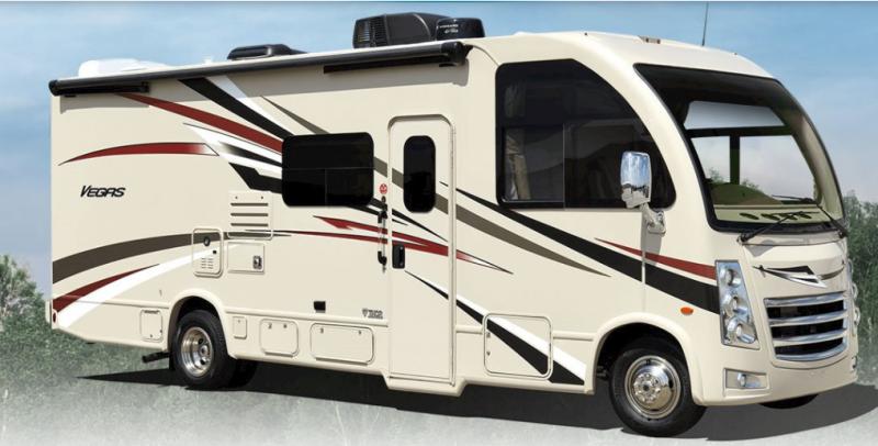 2022 Thor Motor Coach VEGAS 27.7
