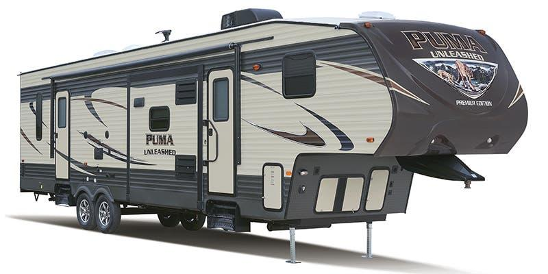2016 Forest River Inc. PUMA UNLEASHED 25TFS