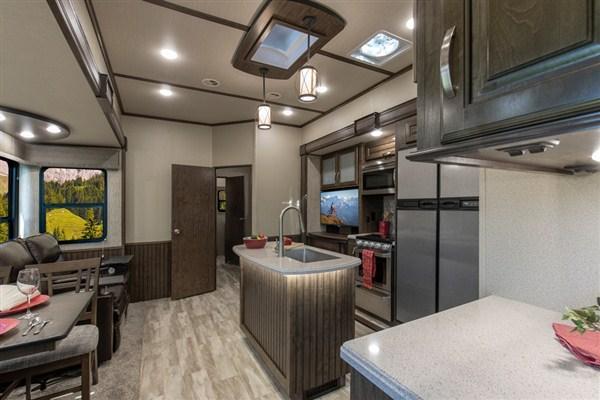 2020 Grand Design RV SOLITUDE S-CLASS 3950BH