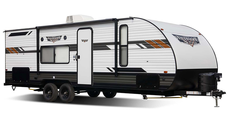2021 Forest River Inc. WILDWOOD X-LITE 263BHXL