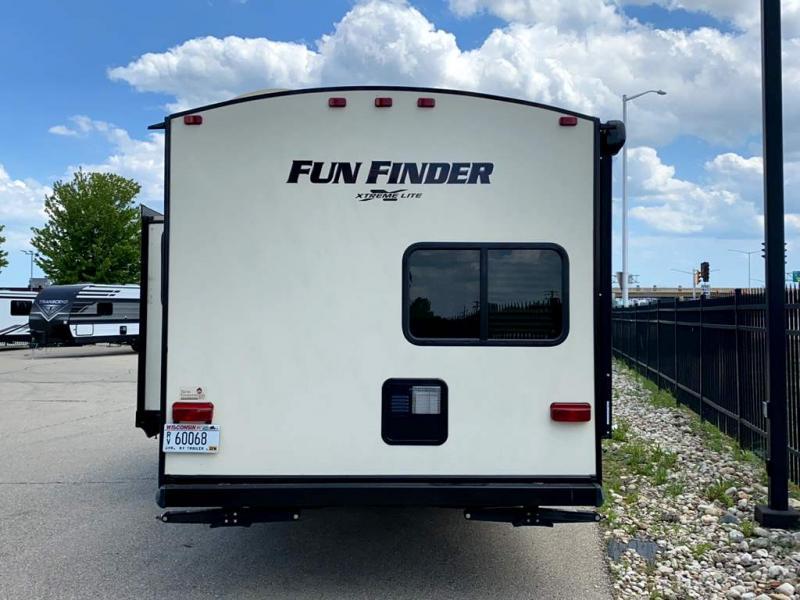 2018 Cruiser RV FUN FINDER 23BH