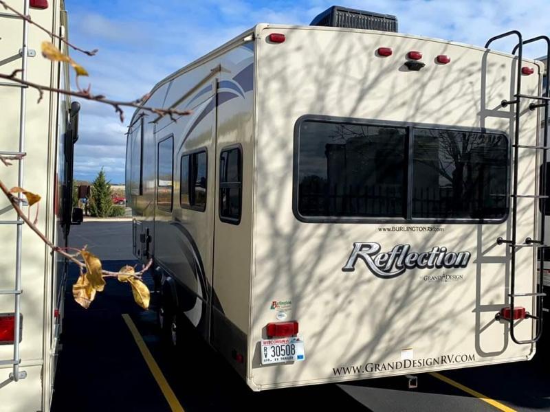 2016 Grand Design RV REFLECTION 29RS