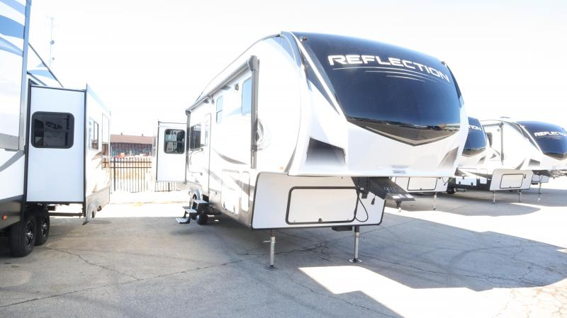 2021 Grand Design RV REFLECTION 340RDS