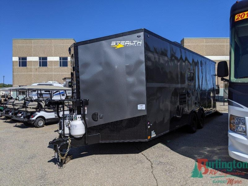 2020 Stealth Trailers NOMAD 24DB