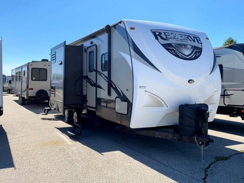 2016 CrossRoads RV RESERVE 26KS