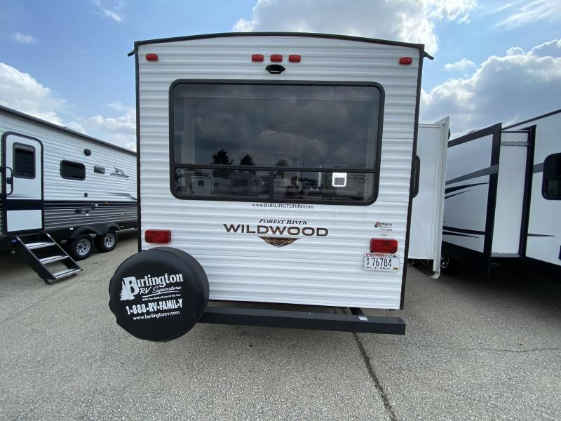 2018 Forest River WILDWOOD 27REI