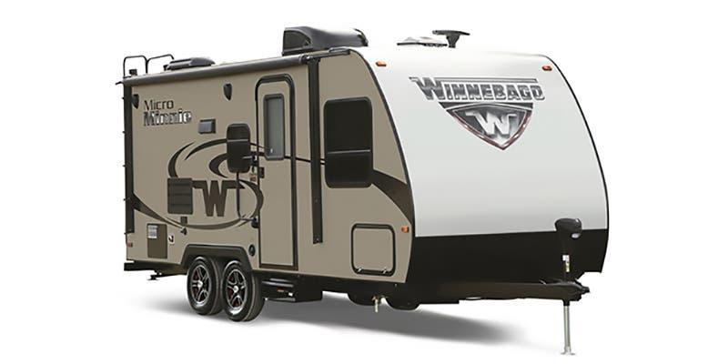 2018 Winnebago MICRO MINI 2108DS