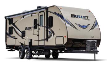 2018 Keystone RV BULLET 251RBS