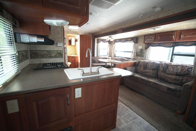 2011 Keystone RV COUGAR 26BHS