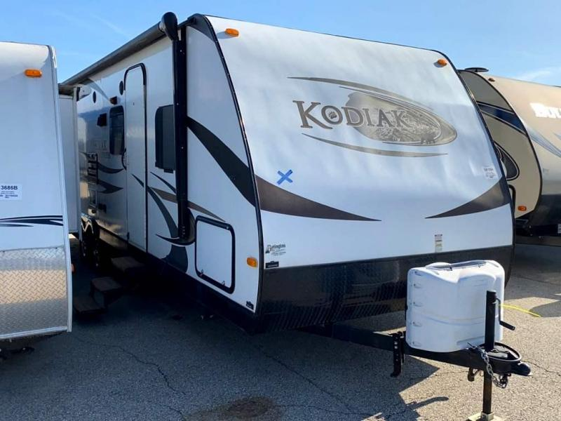 2012 Dutchmen Mfg KODIAK EXPRESS 283BHSL