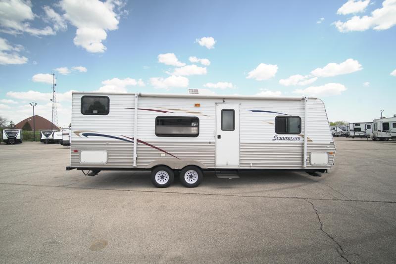 2009 Keystone RV SUMMERLAND 2600TB