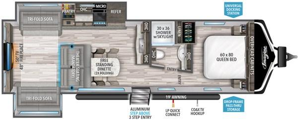 2021 Grand Design RV IMAGINE 3100RD