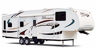 2008 Coachmen CHAPAREL 277DS